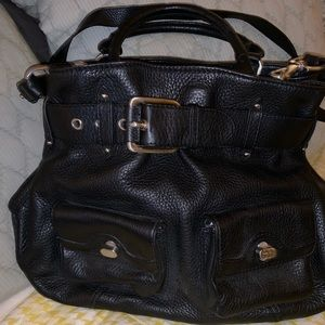 Cole Haan black bag